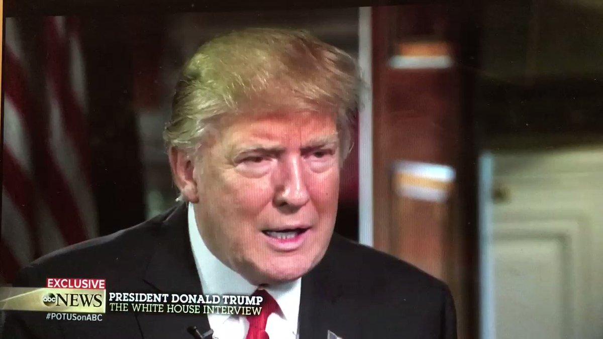 Jimmy Kimmel Gives Donald Trump's 'Menacing' ABC Interview A Super Villainous Twist