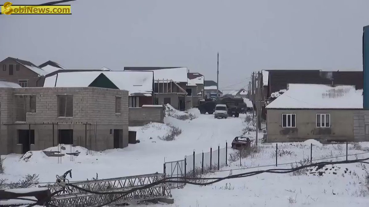 Clashes of police with suspected militants in Dagestan