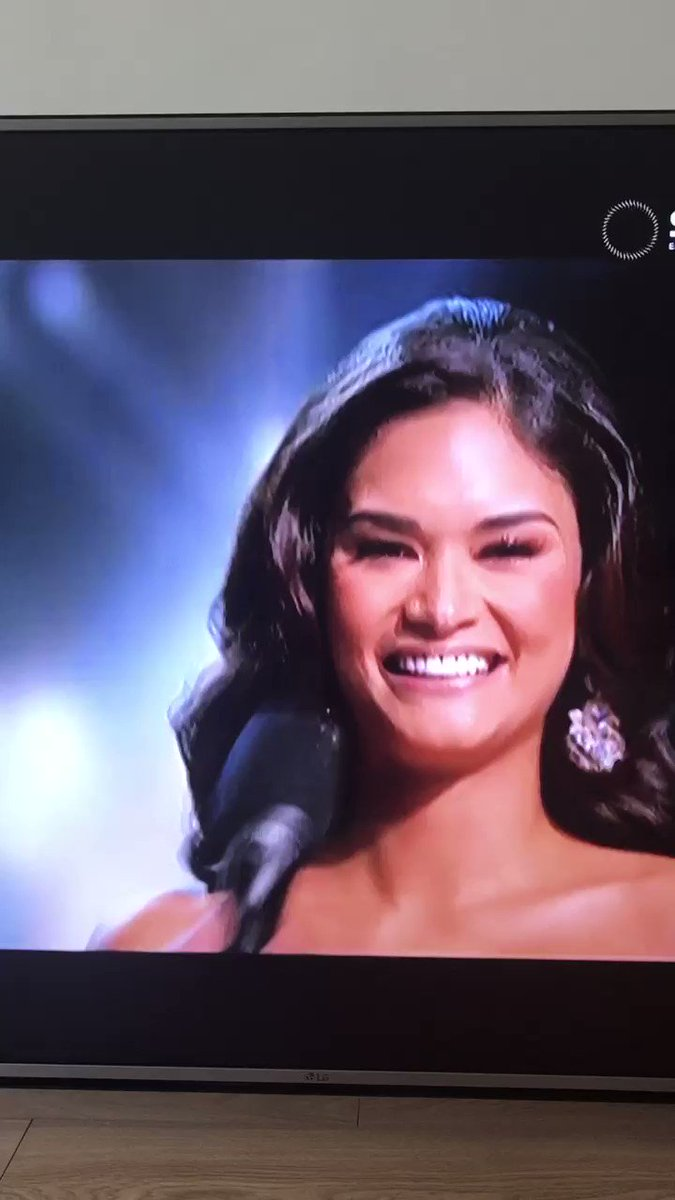 """Steve, I never got to thank you for making me the most popular #MissUniverse"" #Philippines https://t.co/wL4MfylxxH"