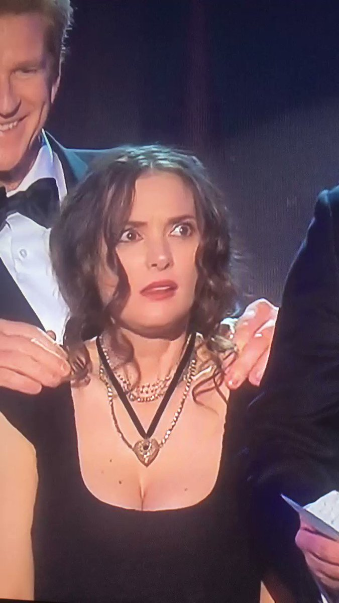 That speech + Winona's face = what I needed tonight #sagawards https://t.co/op4KbA1DIT