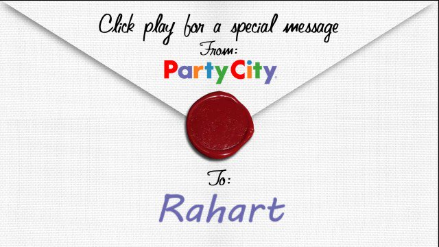Happy Happy Birthday Rahart! We hope all of your birthday wishes come true!