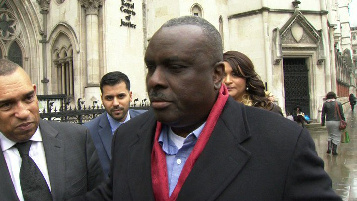 Exclusive interview with convicted Nigerian money-launderer James Ibori on @BBCRadio4 at 1800. https://t.co/WzN8BDI00z