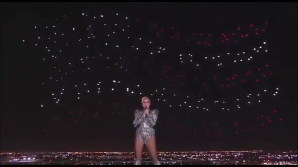 LADY GAGA FROM THE TOP ROPE