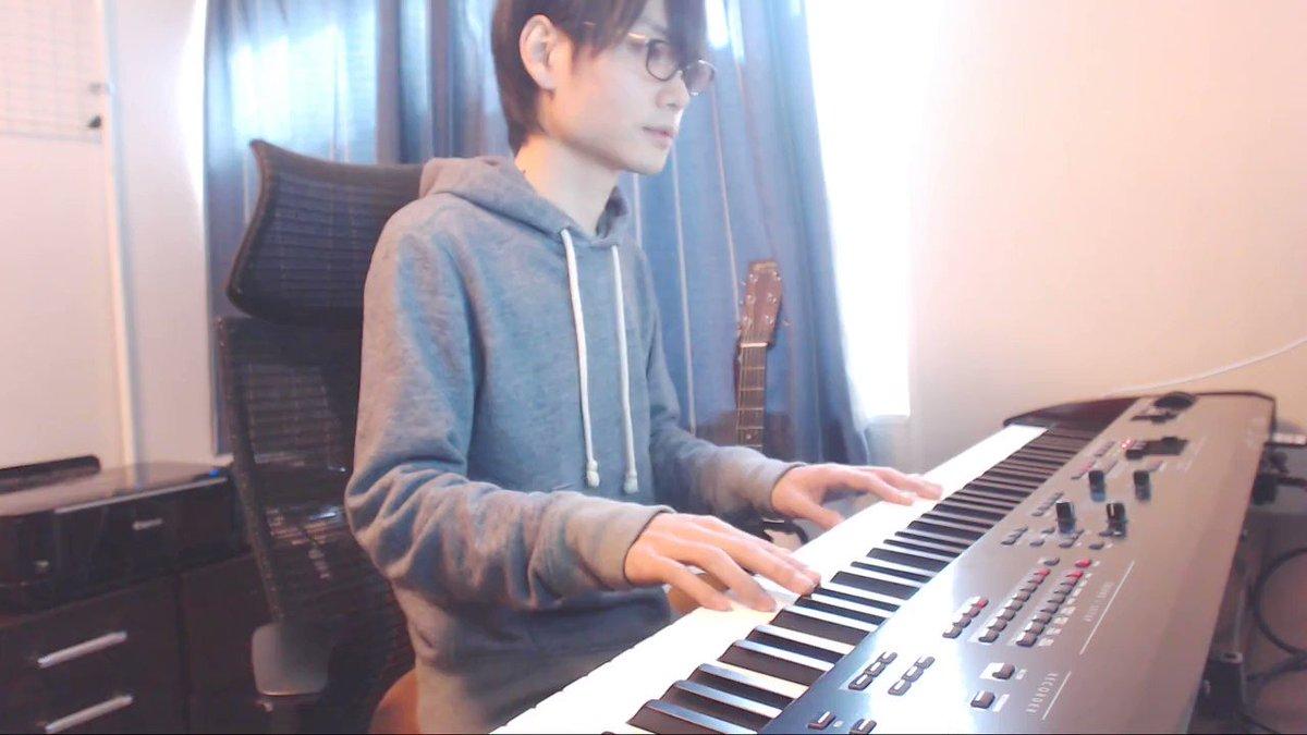 もうすぐバレンタインなので「チョコレイト・ディスコ/Perfume」を陽気にピアノアレンジしてみた|ω・)っ https://t.co/ZH2USZT2c6