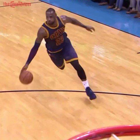 #Bron bricks a wide open dunk #fail http...