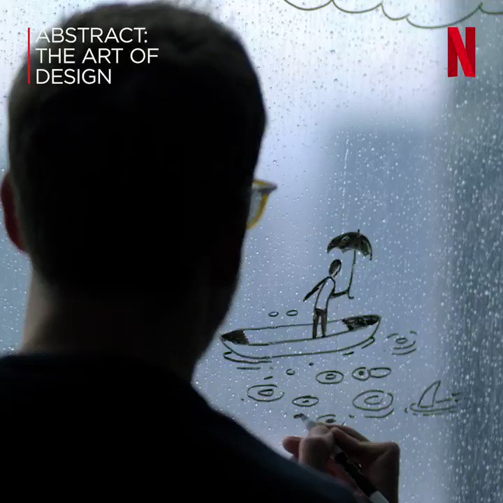 ABSTRACT, the new @netflix series on design (with a whole episode on my work) is live today! https://t.co/6q1XXD2ACw
