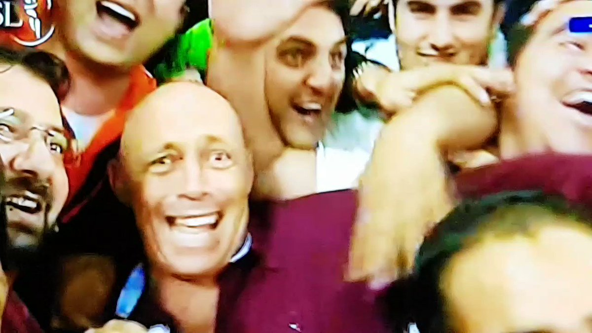Danny Morrison to star in a Pakistani remake of The Walking Dead... #HBLPSL #PSL2017 https://t.co/NlcY6MsMKU