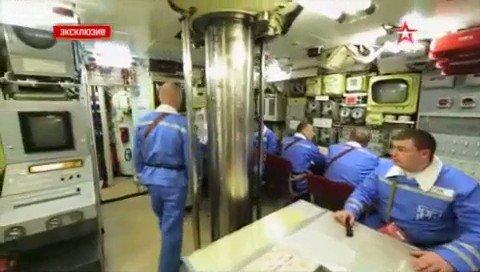 Russia MoD footage purportedly shows nuclear-powered sub Saint George test firing a nuclear capable intercontinental ballistic missile