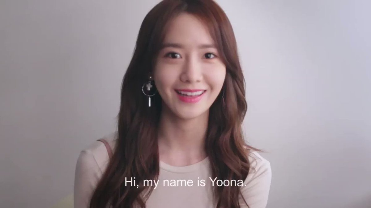 Go behind-the-scenes with YOONA to find out what #ComeAsYouAre means to her! https://t.co/vGOxvjsp0F https://t.co/5RgYdLSm99