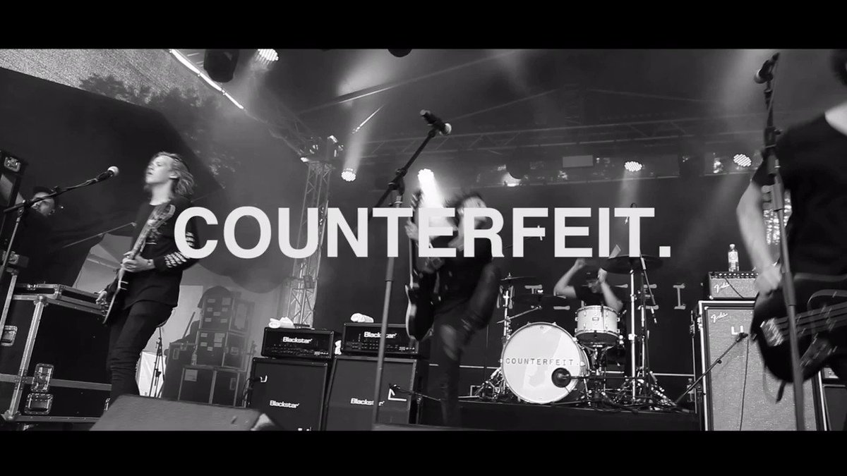 ITS KICKING OFF OVER ON @counterfeitrock Competition now open. Head to @counterfeitrock for more info. https://t.co/rlL4vr1aD4