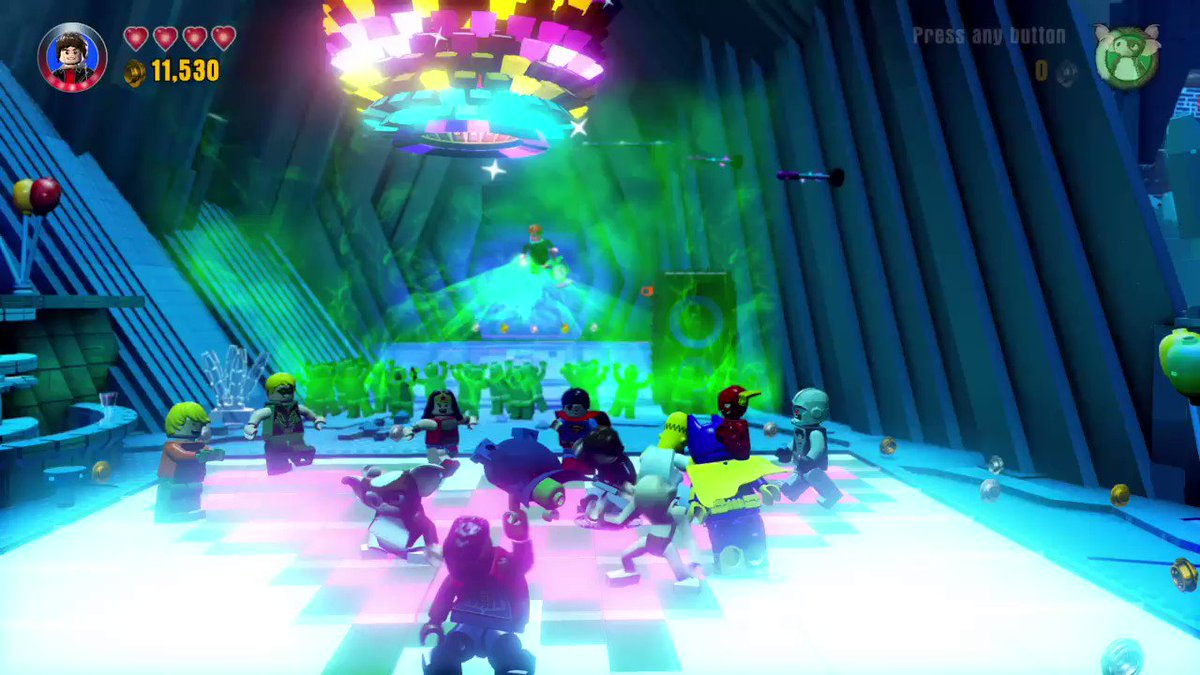 .@LegoDimensions dance-off #PS4share https://t.co/wBOjXmXrDX