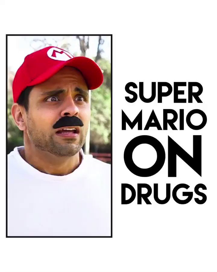 Super Mario in real life... https://t.co/hMKFCv03xR
