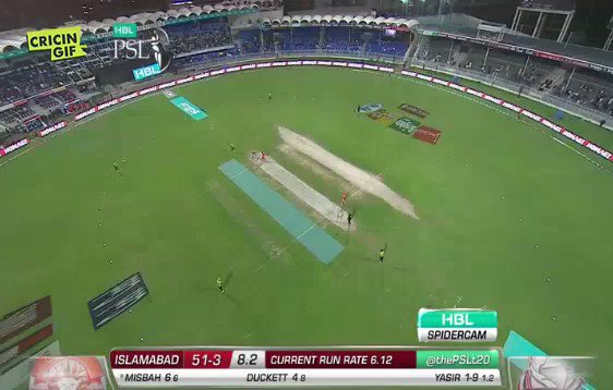 8.3 SIX! Yasir Shah to Misbah-ul-Haq watch https://t.co/7VLpZp1jmg #LQ...