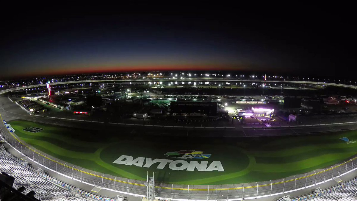 As the sun rises over @DISupdates...The time is now #ToyotaNation.  It...