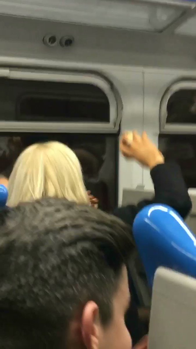 #BagelGate, the train fight that rocked social media, gave us some glorious jokes