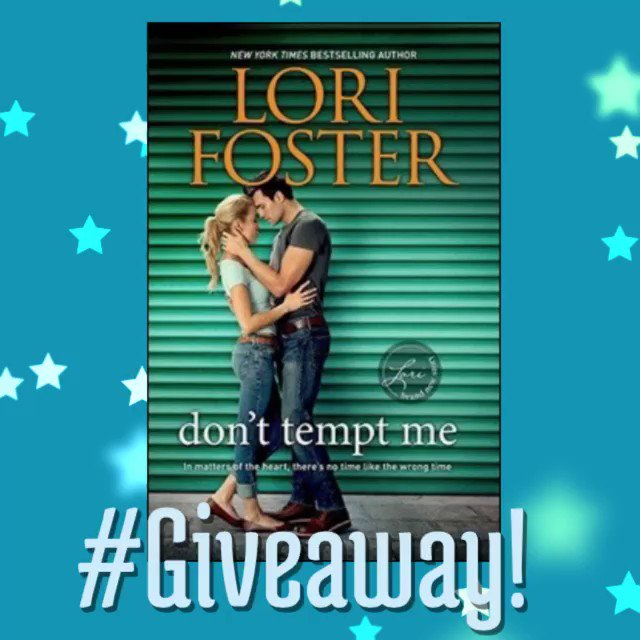 #Giveaway of DON'T TEMPT ME at https://t.co/Vd9Rgpv4EE Comment on that post for your chance to #win. Pls Share! https://t.co/Oq0eNN9XgI