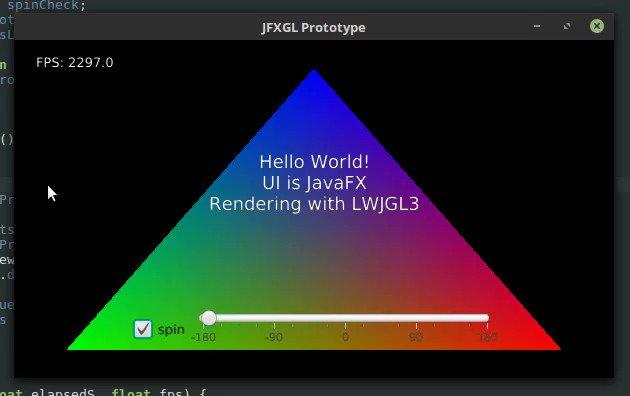 JFXGL Demo