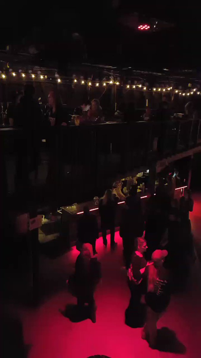 The Grrrll Burlesque show is about to kick off. Proceeds going to Safe Place. https://t.co/q3aJhR6xBs