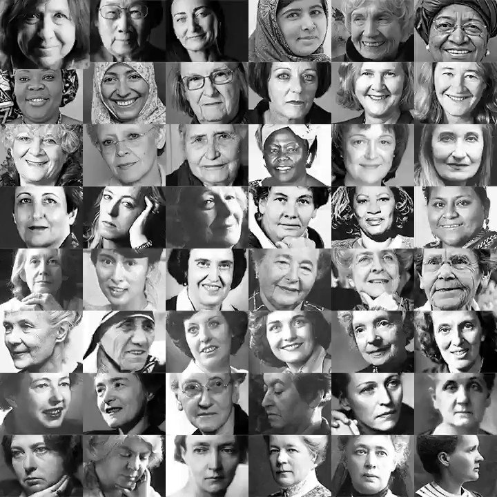 Here are all the amazing #NobelPrize awarded women who changed the world! #WomensDay #WomenInScience @smrtgrls