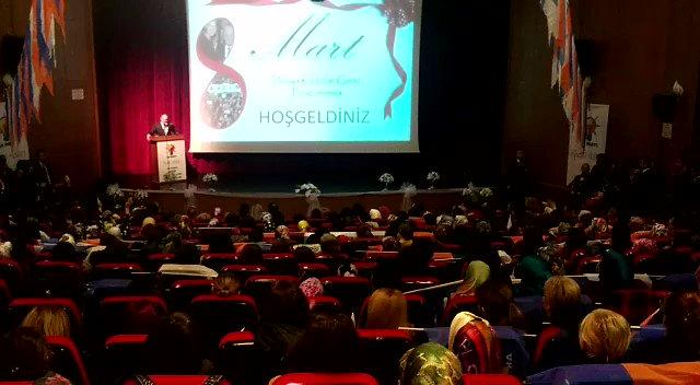 Gençlik ve Spor Bakanımız @ackilic76  katılımı ile 8 Mart Dünya Kadınlar Günü Programımızı büyük bir coşku ile gerçekleştirdik.Aydın Hazır 🇹🇷