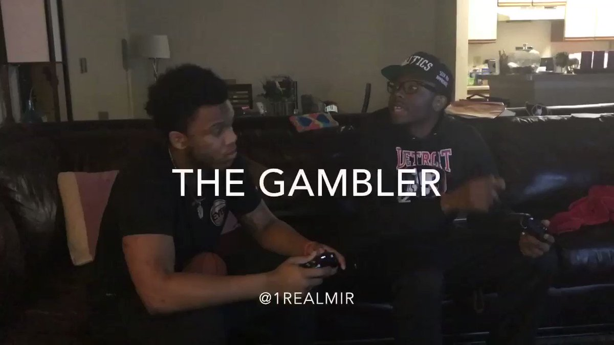 How niggas play 2k😂