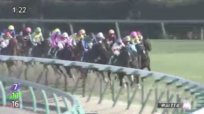 トーセンビクトリー 2017 中山牝馬ステークス(GⅢ)