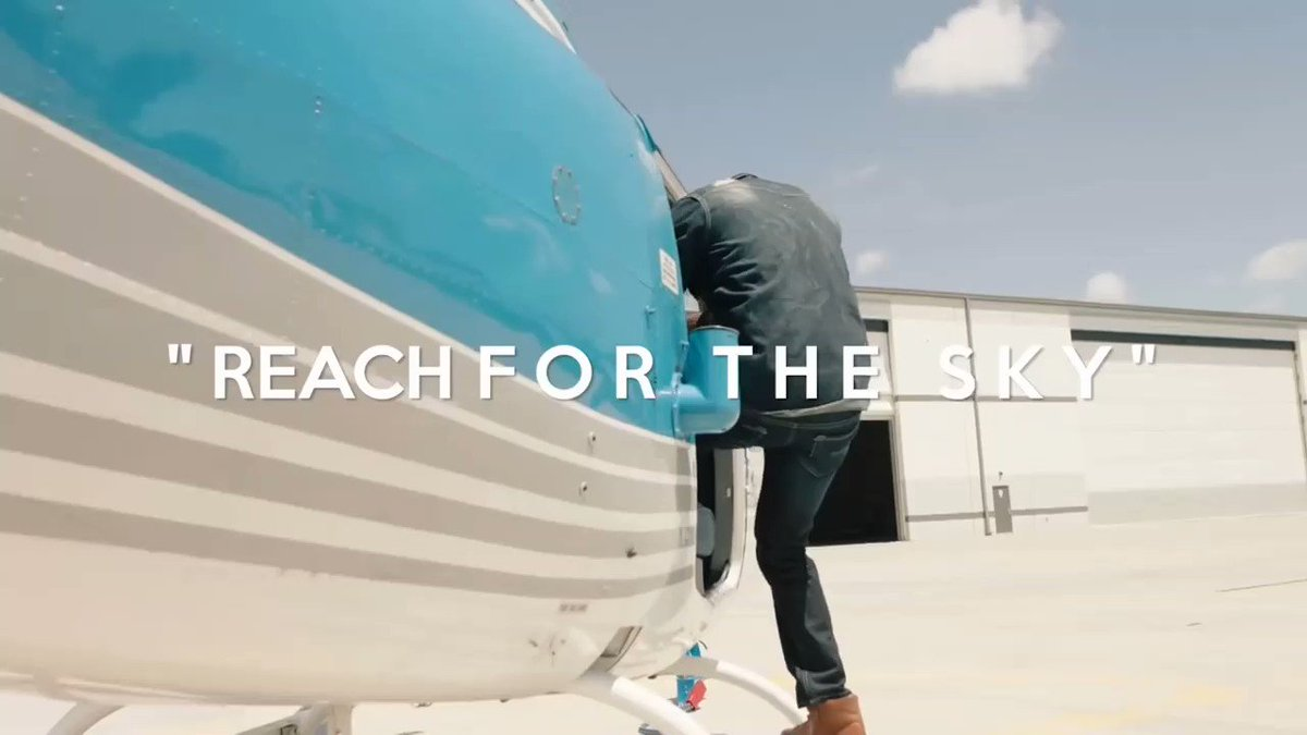 Charles Jenkins - Reach For The Sky (Official Video) #ReachForTheSky