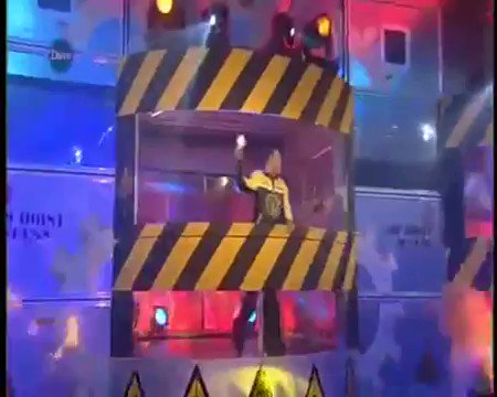 That time Robot Wars predicted the Brexit future. https://t.co/Nco6BrcDw1