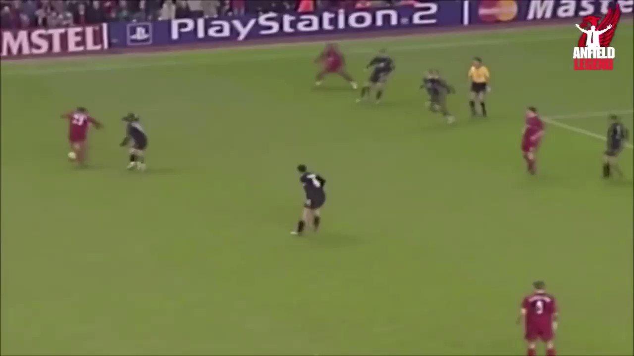 Happy birthday, Steven Gerrard.
