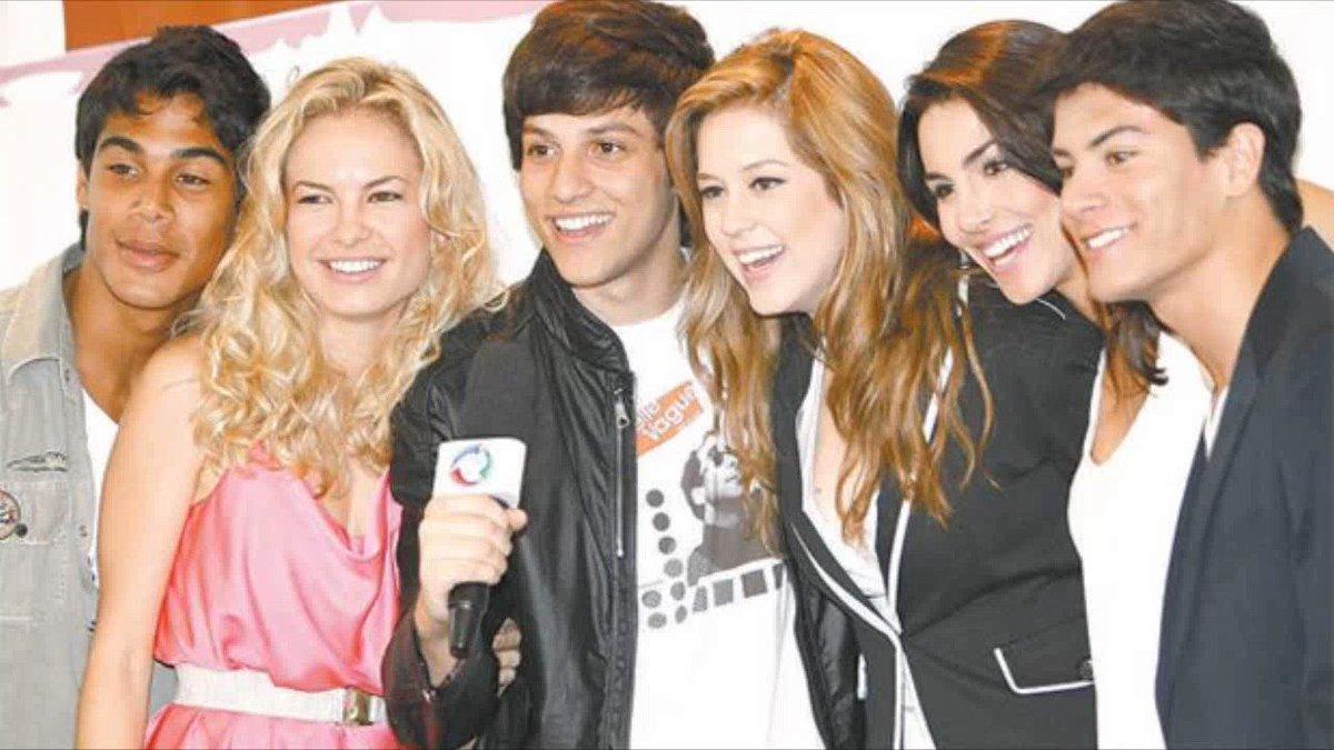 """Há exatos 6 anos era gravada a música """"Rebelde para Sempre"""" ❤️"""