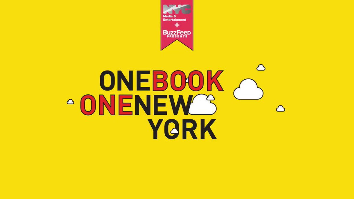 """New Yorkers have spoken: Chimamanda Ngozi Adichie's """"Americanah"""" is our #OneBookNY winner! https://t.co/9mhZDTLhXD"""