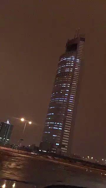 🔴  اجواء  شمال #الرياض الساعة الـ 5 عصراً وكاننا في ساعات المغرب وليس...