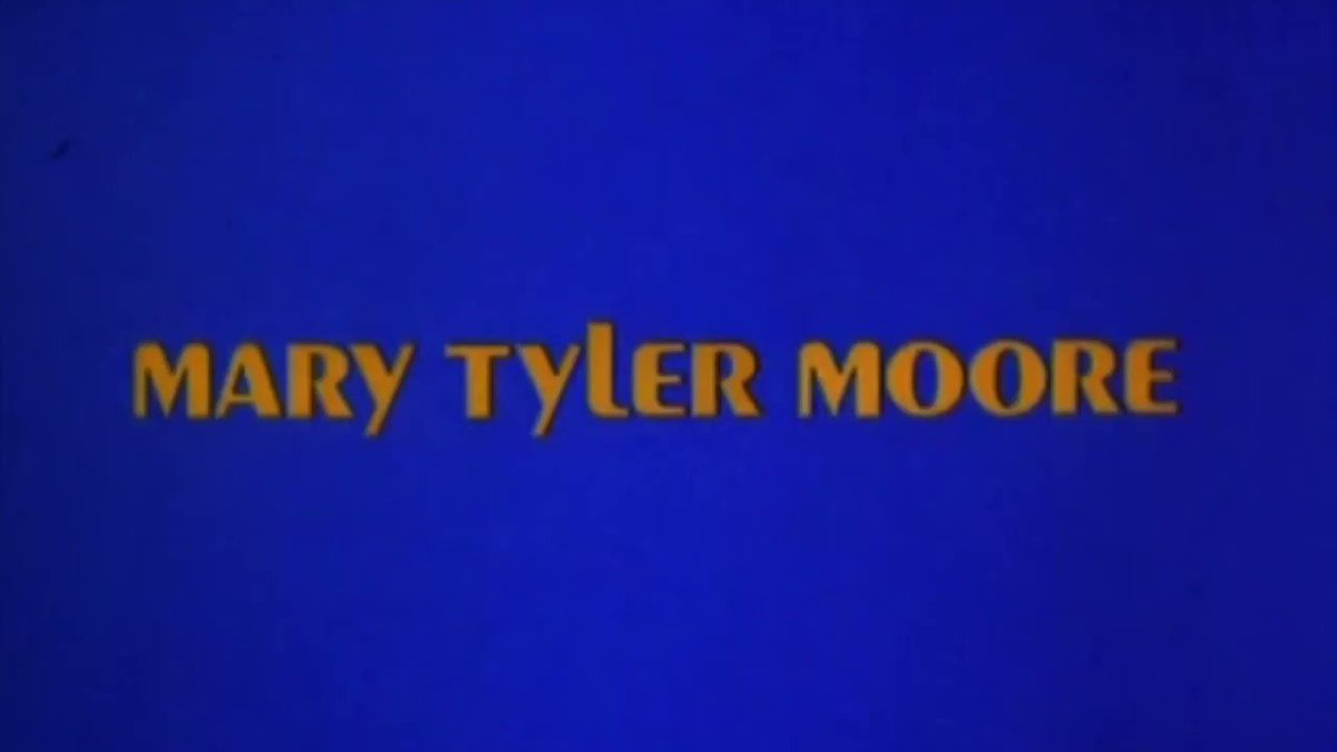 Thank you for being my family — Mary Richards, 'The Mary Tyler Moore Show' (March 19, 1977)