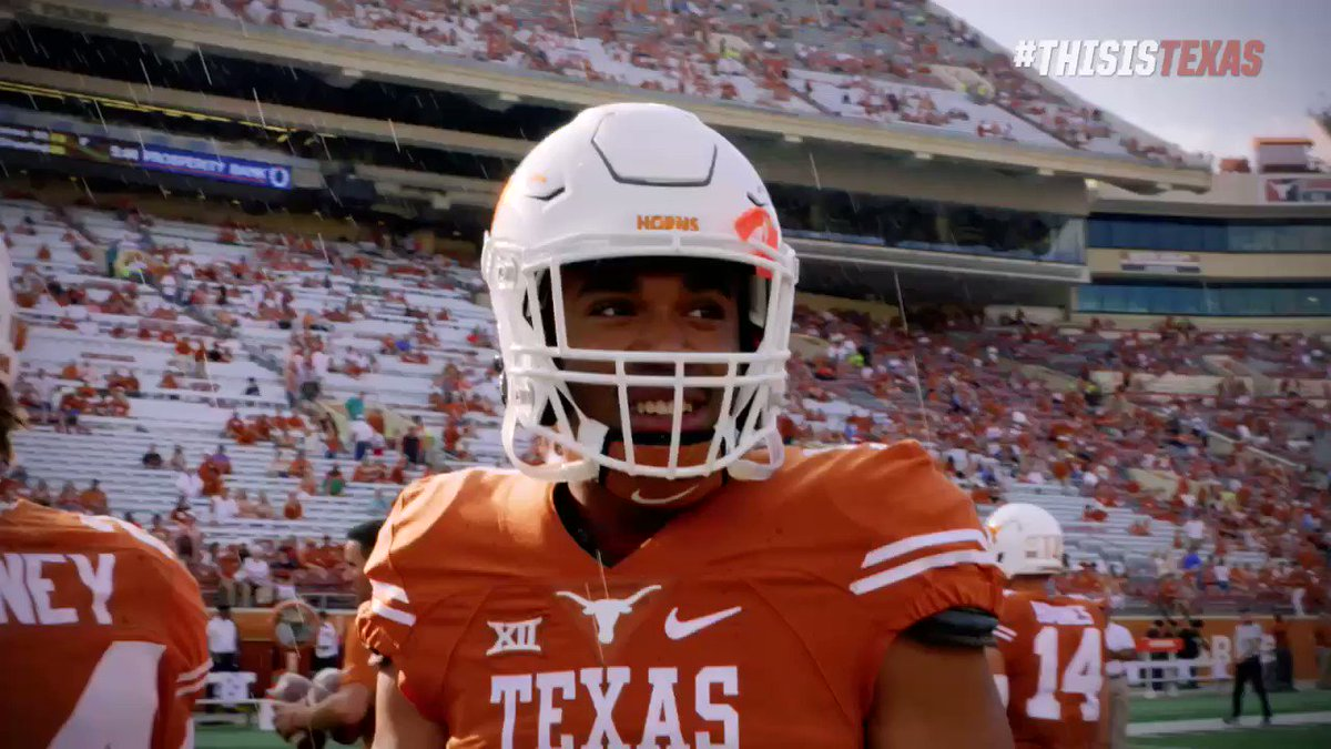 This Video just gave me chills....I'm ready for Football season. #ThisIsTexas #DBU https://t.co/F2cVjXOsBw