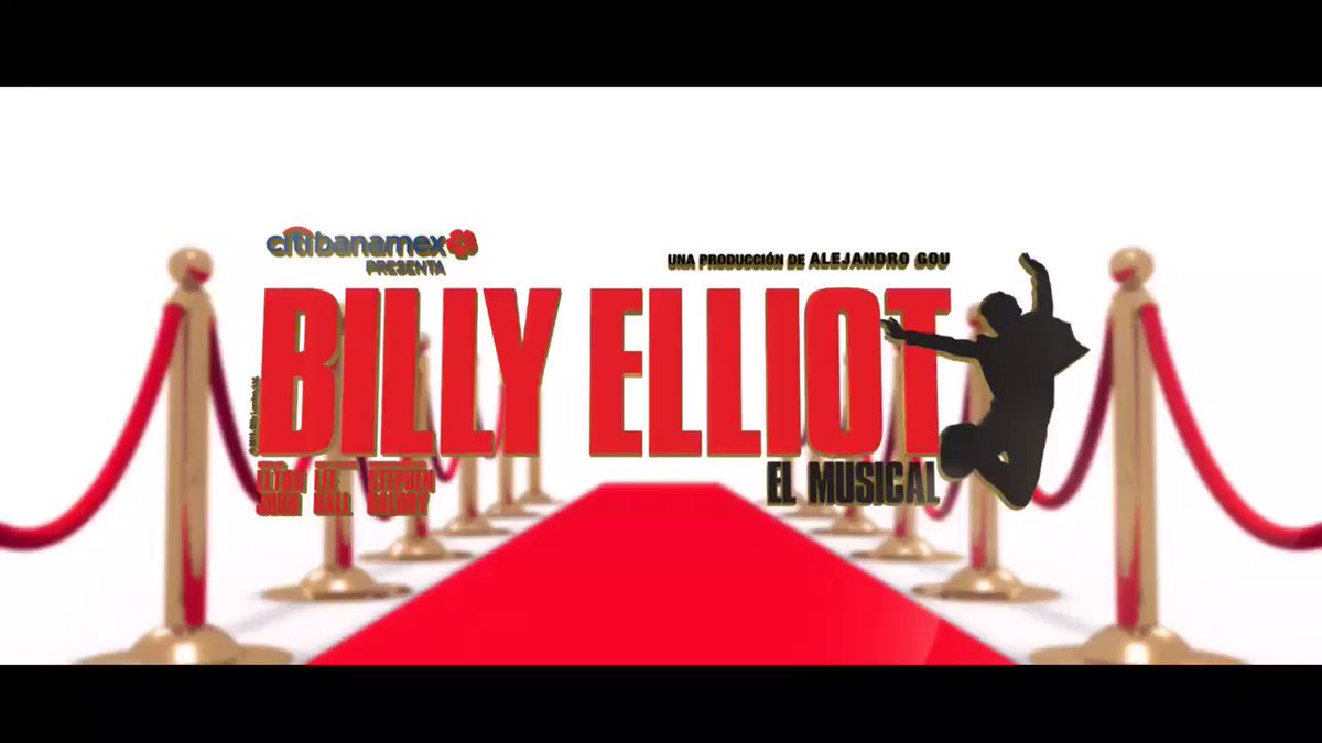 - @AlexXxStrecci fue testigo de 'Billy Elliot México'. - https://t.co/...