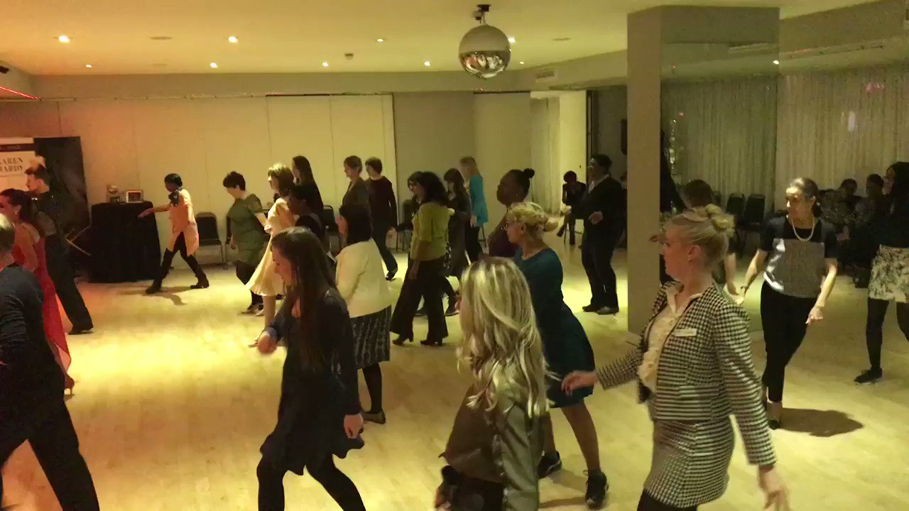 RT @PALifeMag: So much energy in the room at @Karen_Hardy studios loving everyone's moves! #PALife #Eventprofs https://t.co/pAOSaccPZW