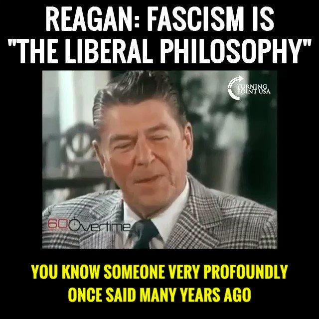 EXCELLENT: Reagan Speaks Truth! #BigGovSucks
