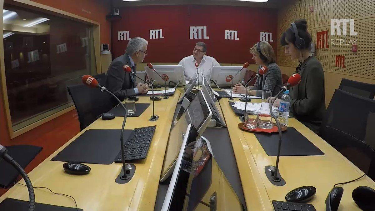 'Si j'étais François Fillon, je jetterai l'éponge... politique fiction ?', dit @PascalPraud dans ' #RTLMatin