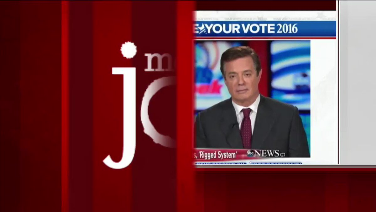 VIDEO: In July 2016, #Manafort denied #TrumpRussia ties, calling the i...