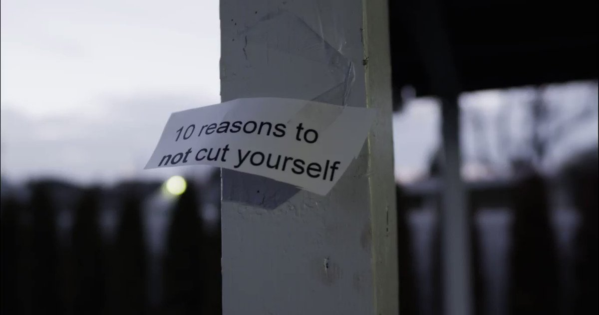 10 Reasons To NOT Cut Yourself https://t.co/hfGRuQvfmK