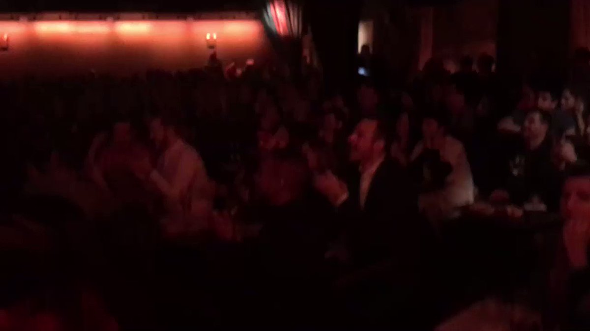 The Live Know It Alls audience reacts to the Red Wedding. #Survivor ht...