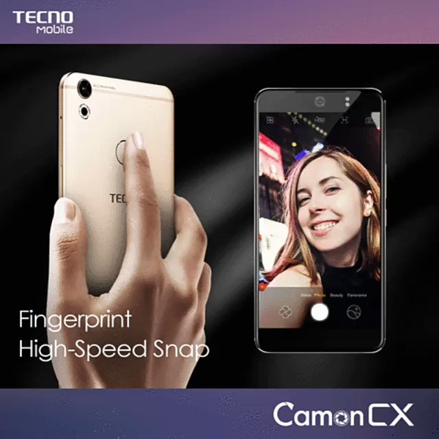 Taking pictures have never been faster. Enjoy 0.1s Fingerprint quick s...