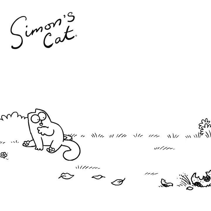 It's National Puppy Day! Simon's Cat approves. 🐱  💚  🐕  #NationalPuppy...