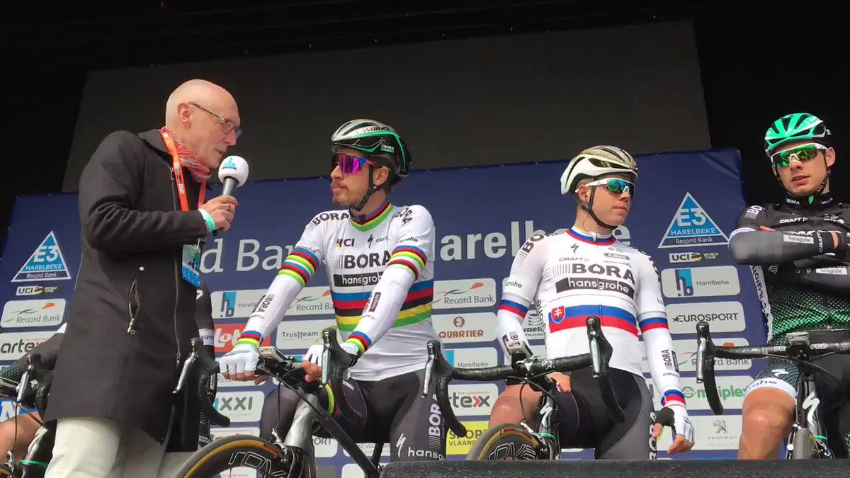 Dames en heren, @petosagan! #RBE3H https://t.co/5na9HZ4A6A