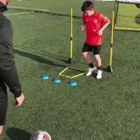 This kid from Bayern Munich... Silly!   🎥 @SPORF https://t.co/q2KdZ6JQ...