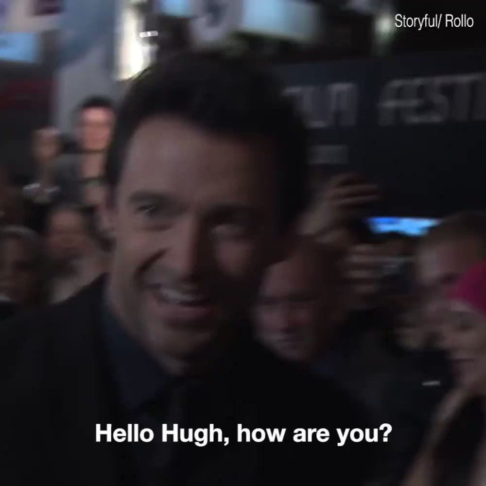 RT @DannyDutch: That awkward moment when Hugh Jackman remembers he taught you at school. https://t.co/4wd2pVE81D