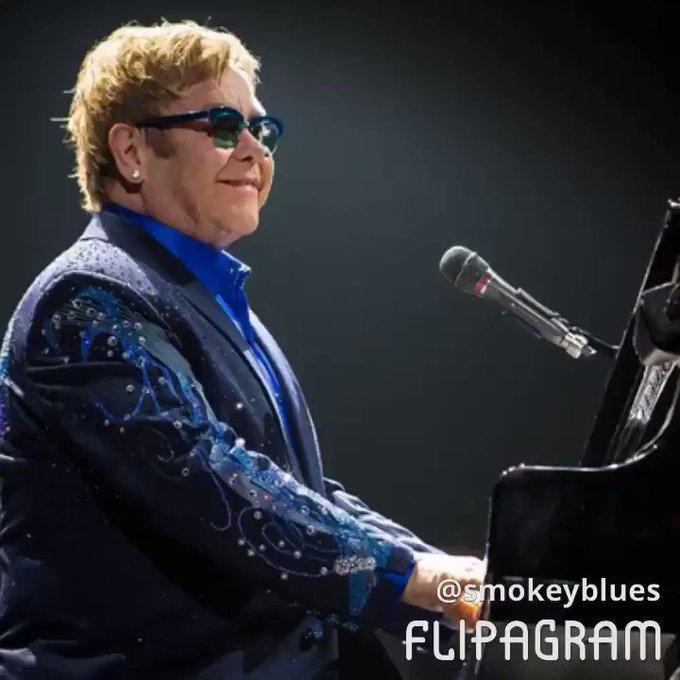 Happy 70th Birthday, Elton John!