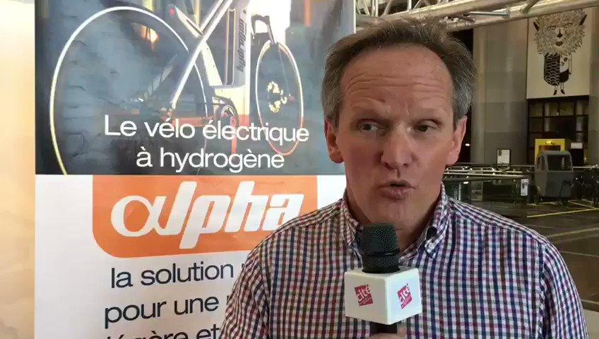 RT @citedessciences Focus sur le 1er vélo à pile à combustible avec @PragmaFuelCells au #FestivalRoueLibre