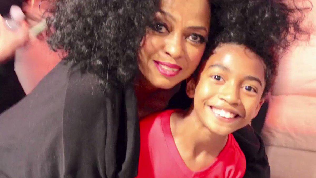 Happy Birthday to my tv mom's mom @DianaRoss #Blackish #DianaRoss #Mil...