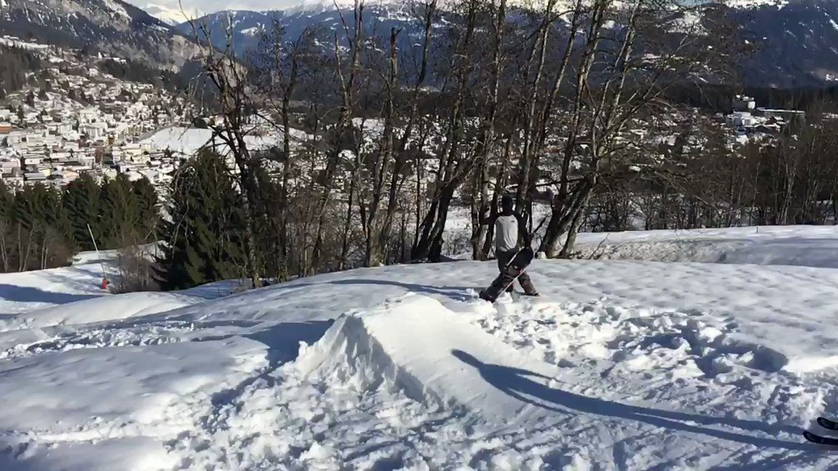 Looking forward to some more backies in the spring slush! @snowparklaax